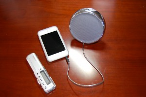 The Music Apperception Test allows easy portability and set-up.